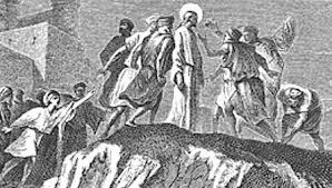 Image result for jesus nazareth cliff