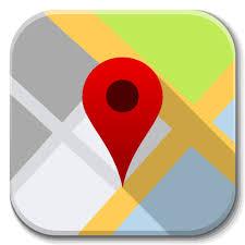 Afbeeldingsresultaat voor google maps logo