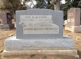 Inez Marcia McGinnis (1901-1972) - Find A Grave Memorial