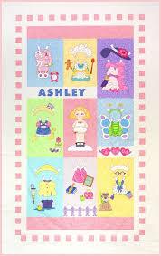 16 best Downloadable Quilt Patterns images on Pinterest   Quilt ... & Amy Bradley Designs Sugar & Spice Paper Dolls downloadable quilt pattern Adamdwight.com