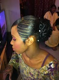 Coiffure De Mariage Pour Femme Africaine Style Cue By