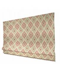 Ava Berry Roman Blind | Made to Measure | Curtain Drop