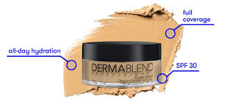 Dermablend Cover Creme Full Coverage Foundation With Spf 30 1 Oz