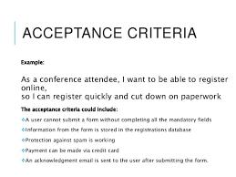 Agile User Story Acceptance Criteria Template User Story Template Acceptance Criteria Under Fontanacountryinn Com