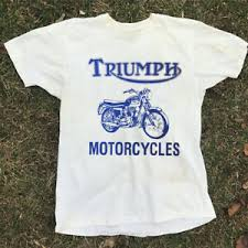 Details About New Bob Dylan Hwy 61 Triumph Motorcycle Shirt T Shirt Limited