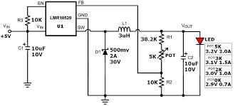 led dimmer circuit needed ledriver bmp