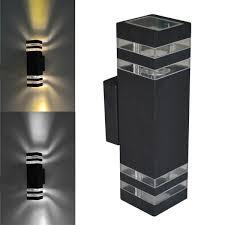 jiawen 10pcs lot modern outdoor wall lighting outdoor wall lamp led porch lights waterproof ip65 lamp
