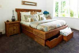 Solid Timber Bedroom Furniture Recycled Timber Eureka Quality Furniture