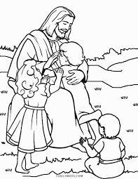 Free printable jesus coloring pages for kids coloring page jesus heals blind man with mud amazing coloring pages of jesus 96 with additional line drawings Free Printable Jesus Coloring Pages For Kids