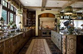 rustic kitchens designs. Fine Designs Rustic Kitchen With Wood Beams Throughout Kitchens Designs K