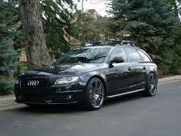 blacked out audi a4. my new 2012 audi a4 avant b black blacked out