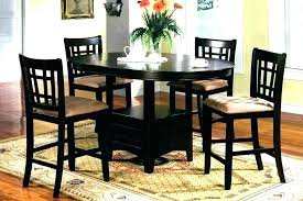 tall round dining room tables dining room sets dining room table with leaf round counter height dining table bar kitchen black dining room table sets
