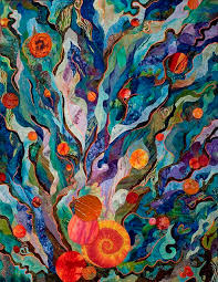 672 best Art Quilts images on Pinterest | Quilt patterns, Quilt ... & Barbara Olson quilt art Adamdwight.com