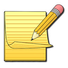 Image result for notepad image