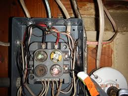fix it now electrical edition citywide home inspections llc double tap in the sub panel