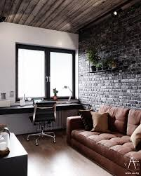 Industrial home office Interior Design 25 Visualizer Vae Interior Design Ideas 33 Inspiring Industrial Style Home Offices That Sport Beautiful