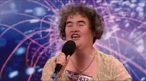 simon cowell tells susan boyle he was disgusting at her first audition starts at 60
