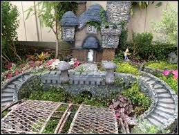 fairy garden castle. Fariy Garden Castle Fairy A