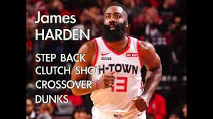 NBA James HARDEN Best PLAYS Highlights - YouTube