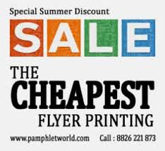 Discount Flyer Printing Cheap Archives Pamphlet World