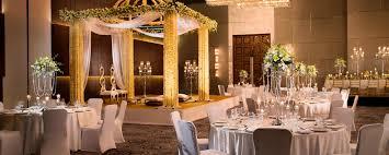 Crystal Light Banquets Chicago Wedding Halls In New Delhi India Jw Marriott Hotel New