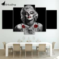 Marilyn Monroe Living Room Decor Popular Marilyn Monroe Room Decorations Buy Cheap Marilyn Monroe