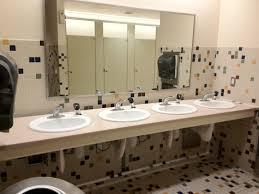 public bathroom mirror. Beautiful Bathroom Public Bathroom Mirror Reflection At New Cool Img 1014 Throughout