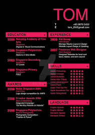 Resume Design By Icccyboi On Deviantart