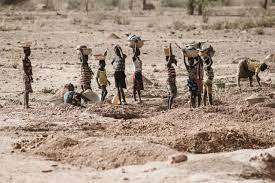 Vergessene Krise in Burkina Faso