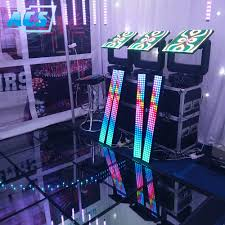Disco Colorful Stage Lighting 3d Effect Mirror Portable Led Dance Floor Christmas Led Light Buy Led 3d Dance Floor 3d Magic Mirror Led Dance