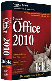 microsoft office computer it books blog office 2010 bible