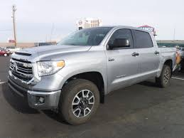 2017 Toyota Tundra CrewMax TRD Pro 5 1/2 ft - For Sale By Owner at ...