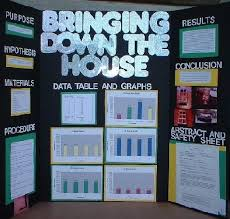 Graph Chart For Science Project Use Charts And Data Graphs In Your Science Fair Display