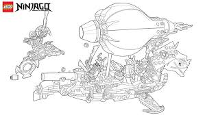 Small Picture Lego Ninjago Coloring Book at Coloring Book Online