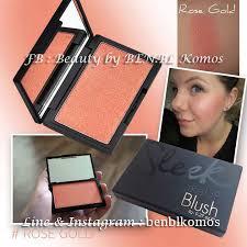 sleek makeup blush 8g 926 rose gold