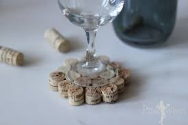 give this cool diy wine cork drink coaster tutorial a try and impress your friends at your next dinner party once again if you like this make sure you