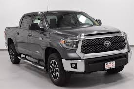 New 2018 Toyota Tundra For Sale in Amarillo, TX | #18820