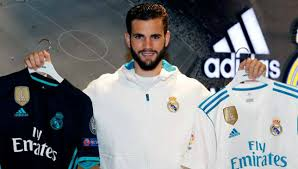 Whether it's champions league champion keylor navas #1 or your own name and number you wish for the back of your jersey, official la liga style printing is available. Adidas Release New Real Madrid Home And Away Shirts For 2017 18 Season Sport360 News