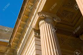 architectural detail photography.  Architectural Neo Classical Architectural Detail Of Ionic Column On Classic Greek Temple  Style Facade Art Gallery On Architectural Detail Photography