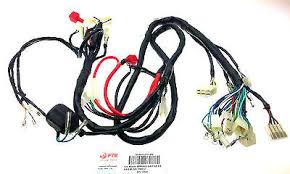 performance 11 pole dc magneto stator regulator wiring harness gy6 main wiring harness for scooters 150cc