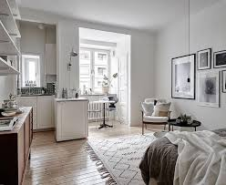 scandinavian bachelor apartment More