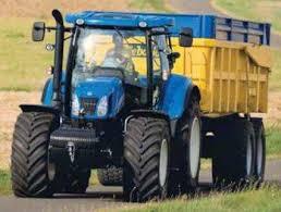 Avis T6.160 de la marque New Holland - Tracteurs agricoles