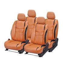 pegasus premium manza car seat cover code manza orange black suprime