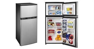 refrigerator only. or, just a nice extra fridge! today only, best buy has the insignia 4.3 cu. ft. top freezer refrigerator for only $139.99! g