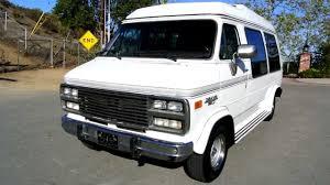 Chevrolet G20 Conversion Van Explorer Limited Vandura like RV with ...
