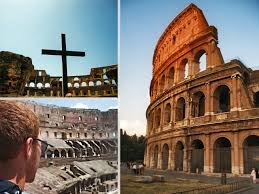 rome a photo essay by a backpacker s tale the colosseum rome collage