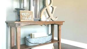 W Corner Hall Table Entry Elegant Best Small  Tables Ideas On Foyer Decor Regarding