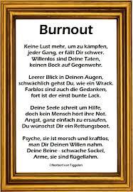 Spruch Burnout Coaching Lebensweisheiten Gedichte Und Sprüche