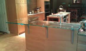 do you need customized glass countertops to complete