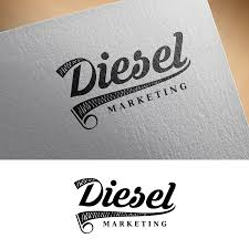 Diesel Graphic Design Economical Elegant Marketing Logo Design For Diesel